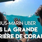 Prendre un sous-marin Uber pour découvrir la Grande barrière de corail