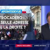 Trocadéro : la seule adresse de la droite ?