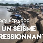Le Pérou frappé par un des séismes les plus puissants de la décennie