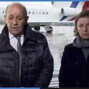 Jean-Yves Le Drian : «Le devoir de l'État est d'assurer la sauvegarde des Français qui sont en danger»