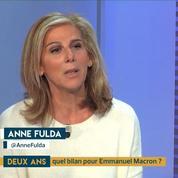 Deux ans de Macron : un jeune homme toujours parfait ? L'analyse d'Anne Fulda