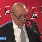 Djihadistes français condamnés en Irak : «Nous sommes contre la peine de mort» (Jean-Yves Le Drian)