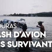 Honduras : un avion privé s'écrase en mer