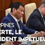 Philippines : les 5 sorties du président Duterte qui ont choqué le monde entier