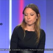 « On ne peut pas laisser les gens se noyer dans la Méditerranée » (Aurore Lalucq, PS-Place Publique)