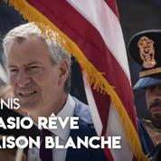 De Blasio, le maire de New York qui rêve de Maison-Blanche