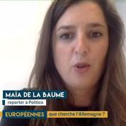 Européennes : l'Allemagne et Merkel vues depuis Bruxelles par Maia de La Baume