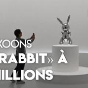 Avec son «Rabbit» à 91,1 millions de dollars, Jeff Koons redevient l'artiste vivant le plus cher