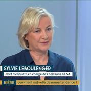La bière, un marché qui cartonne par Sylvie Leboulenger