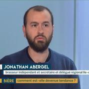 Bière : profession brasseur indépendant, les précisions de Jonathan Abergel