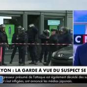 Attaque de Lyon : «Nous avons actuellement en détention le responsable» (Christophe Castaner)