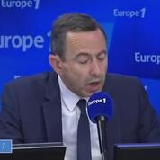 LR aux Européennes : Bruno Retailleau appelle Gérard Larcher à «prendre une initiative»