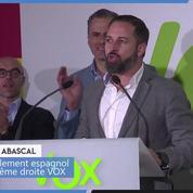 Vox, l'extrême droite espagnole entre au Parlement européen