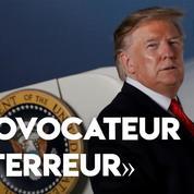 Pour Trump, l'Iran est le premier «provocateur de terreur» aux États-Unis