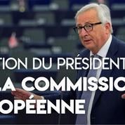 Comment est élu le président de la Commission européenne ?