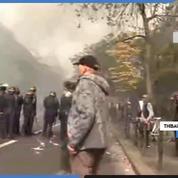 1er Mai : un policier blessé à Paris