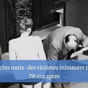 Médecins nazis : 70 ans plus tard, l'Allemagne inhume des victimes