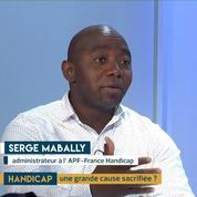 Handicap : que fait l'Etat ? Le décryptage de Serge Mabally