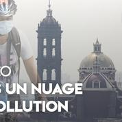 Pendant près de cinq jours, Mexico a suffoqué sous un nuage de pollution