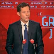 Européennes : pour Bellamy, Macron profite d'un «antifascisme de théâtre»