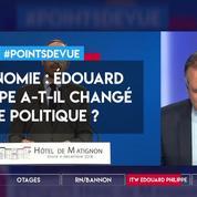 Économie : Édouard Philippe a-t-il changé de politique économique ?