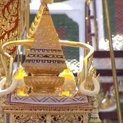 Thaïlande : les préparatifs du couronnement grandiose du roi Rama X