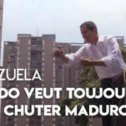Venezuela : après son appel du pied à l'armée, Guaido maintient la pression sur Maduro