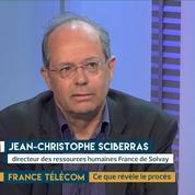 France Télécom : des changements de managements ? L'analyse de Jean-Christophe Sciberras