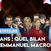 Deux ans : quel bilan pour Emmanuel Macron ?