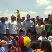 Venezuela : toute médiation doit mener au départ de Maduro selon son opposant Juan Guaido