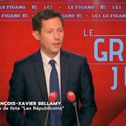 Vincent Lambert : François-Xavier Bellamy apporte son soutien aux parents