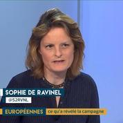Européennes : la gauche en voie de disparition ? Les réponses de Sophie de Ravinel