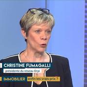 Immobilier : La fin des agents immobiliers ? Le point de vue de Christine Fumagalli