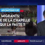 Migrants : à qui la faute ?