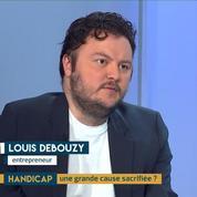 Handicap : comment changer le regard ? Le témoignage de Louis Debouzy