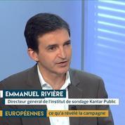 Européennes : les jeux sont faits ? L'analyse d'Emmanuel Rivière