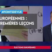 Européennes : premiers votes, premières leçons
