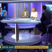 Deux ans : quel bilan pour Emmanuel Macron ? Nos décrypteurs répondent aux internautes