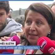 Pitié-Salpêtrière : «Il y a eu une volonté claire de forcer les grilles», assure Agnès Buzyn