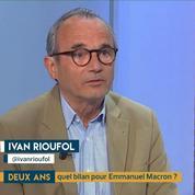 Deux ans de Macron : une mascarade ? Le point de vue d'Ivan Rioufol