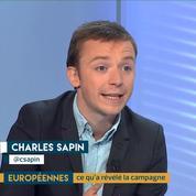 Européennes : RN, premier parti de France ? Le décryptage de Charles Sapin