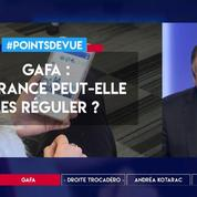 Gafa : la France peut-elle les réguler ?