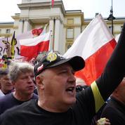 Pologne : des partis d'extrême-droite manifestent contre la restitution des biens juifs