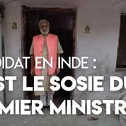 Inde : le sosie du Premier Ministre se présente aux législatives