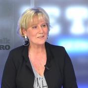 Nadine Morano: «Macron divise l'Europe»