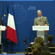Libération des otages enlevés au Bénin : les déclarations du chef d'état-major et de la ministre des Armées