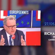 Le RN en tête des Européennes : «une claque», «un électrochoc», «une situation critique»