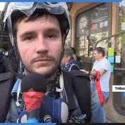 1er mai : pour ce manifestant, les «gilets jaunes» n'ont pas besoin des syndicats
