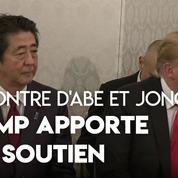 Rencontre avec Kim Jong-Un : Japon et États-Unis se disent optimistes
