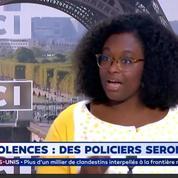 «Lorsque la violence a été utilisée de manière illégitime, il faut que les policiers soient sanctionnés» (Sibeth Ndiaye)